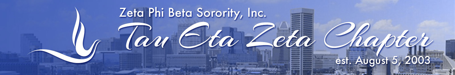 Zeta Phi Beta Sorority, INC